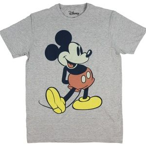 Disney Mickey Mouse Muted Colors Classic Pose Gian